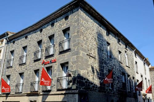 Yseria Hôtel - Hôtel - Agde