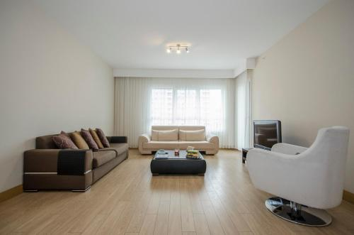 Istanbul New Cozy Residence near Istanbul Airport and shopping malls harita