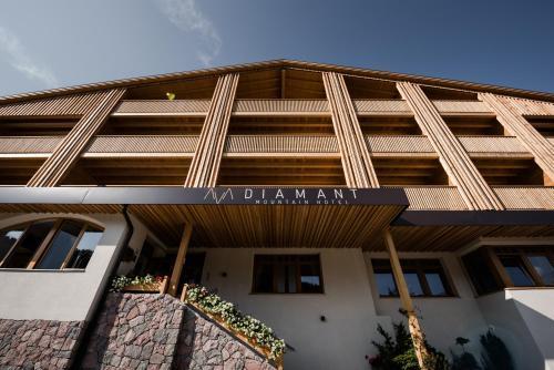 Hotel Diamant Alta Badia-San Cassiano/Sankt Kassian