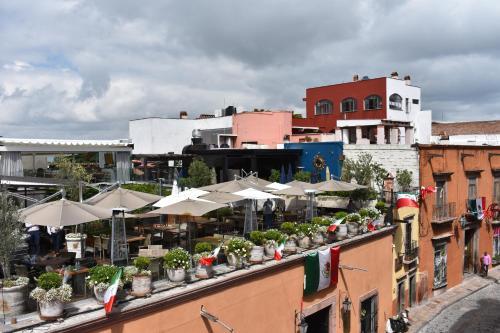 Casa Rosada, San Miguel de Allende