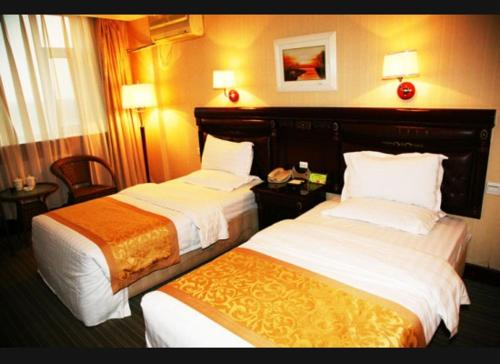 Ordos Tianjiao Hotel