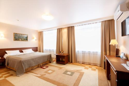 Ural Hotel in Yekaterinburg, Russia - 500 reviews, price