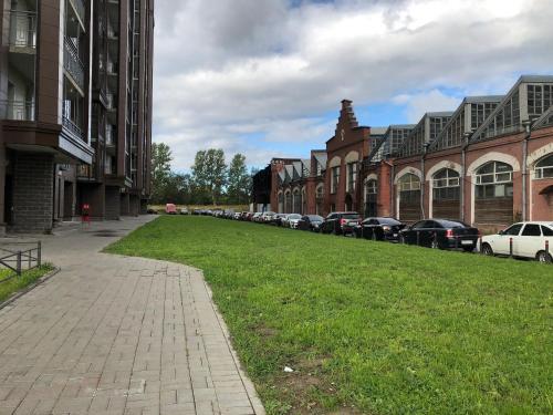 Мoskovskie-Vorota Studios Апартаменты-студио