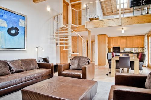 Apartment Bärgrose - GRIWA RENT AG - Grindelwald