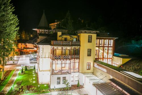 . Hotel Pacsirta