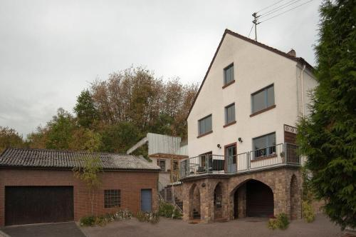 Haus-Burgblick-Balkonzimmer, Kusel
