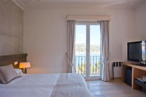 Superior Double Room with Sea View Hotel Villa Italia 13