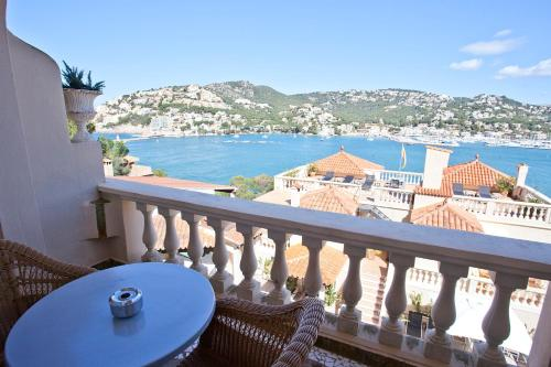 Double Room with Sea View Hotel Villa Italia 6