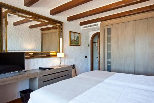 Double Room with Sea View Hotel Villa Italia 10