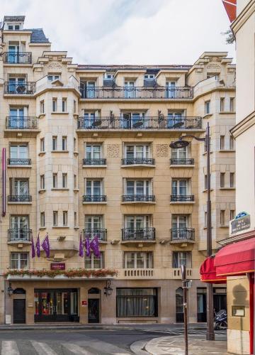 Mercure Paris Opéra Faubourg Montmartre photo 47