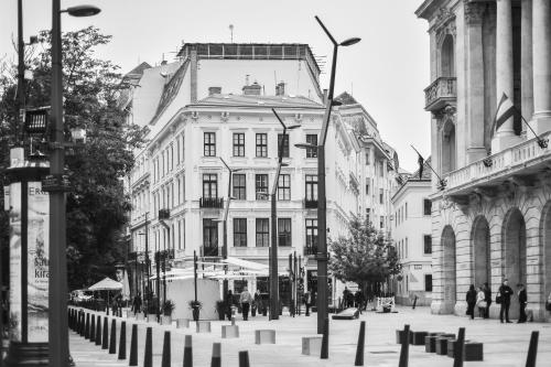 Hotel Rum Budapest photo 57