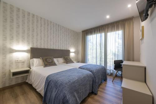 Habitación Doble - 1 o 2 camas Hotel A Curuxa Wellness 1