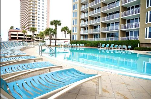 Emerald Beach 2225 Realjoy Vacations - Panama City Beach, FL 32413