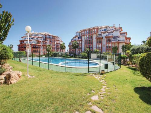 Hotel-overnachting met je hond in One-Bedroom Apartment in Torrevieja - Torrevieja