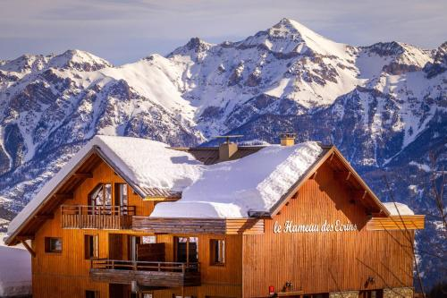 Hotel-overnachting met je hond in Hameau des Ecrins By InfiniMountain - Puy-Saint-Vincent