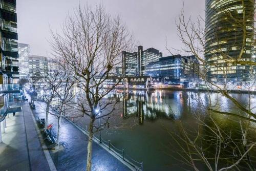 Canary Wharf - Luxury Apartments