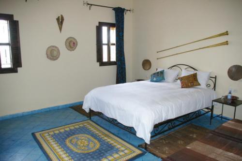 Riad le Ksar de Fes istabas fotogrāfijas