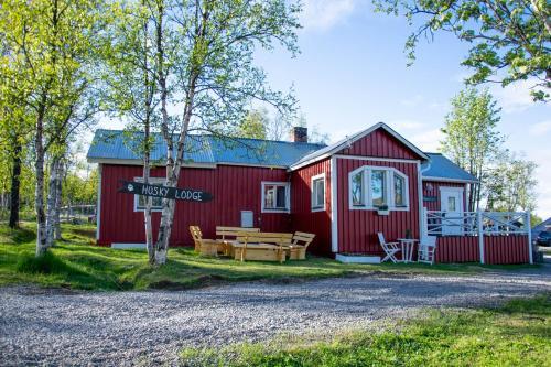Husky Lodge - Accommodation - Kiruna