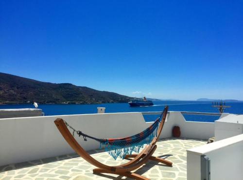 Greek Island Charming Studio