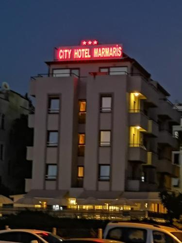 Фото отеля City Hotel Marmaris