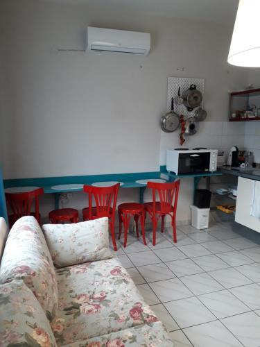 Διαμέρισμα στο κέντρο της Δράμας zdjęcia pokoju