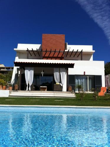 Villa na Praia do Meco - Sesimbra, Pension in Aldeia do Meco