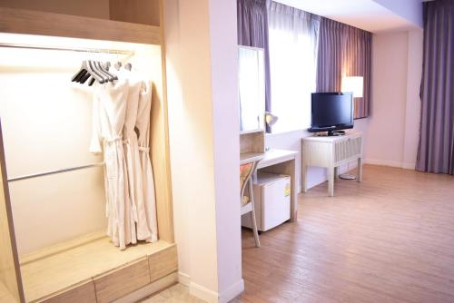 Trang Hotel Bangkok 部屋の写真