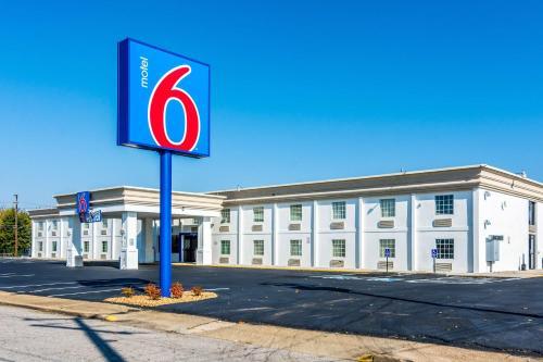 . Motel 6-Petersburg, VA - Fort Lee