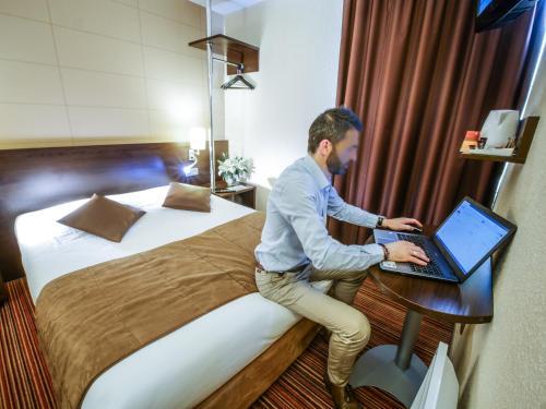 Hôtel Inn Design Resto Novo Le Mans