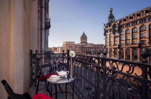 Hotel Novaya Istoria