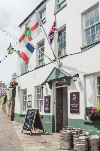 Victoria Street, St Anne, GY9 3UF, Guernsey, Channel Islands.