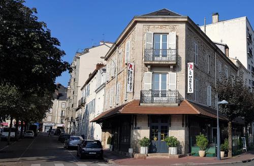 . Hôtel Bistrot Le Marceau