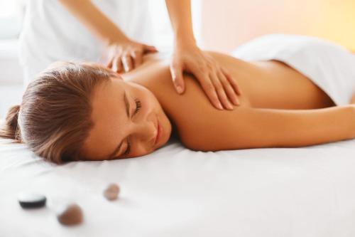 Oferta especial - Suite con jacuzzi®, jardín privado y masaje Mas Tapiolas Suites Natura 7
