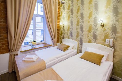 Петровский Арт Лофт Стандартный двухместный номер с 1 кроватью или 2 отдельными кроватями