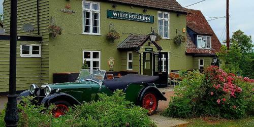 The White Horse Inn, Cambridge