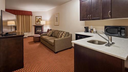Best Western of Olds - Hotel