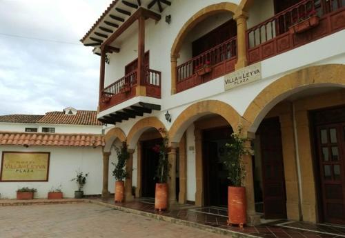 Hotel Villa De Leyva Plaza