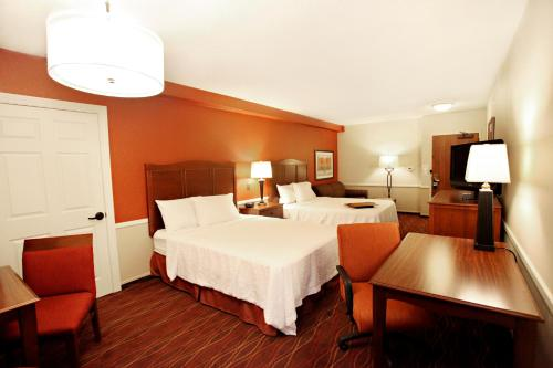 Hampton Inn Salt Lake City-North in Woods Cross