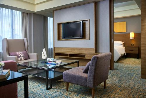 Executive Suite, Club lounge access, Executive Suite, 1 King