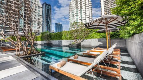 Mövenpick Hotel Sukhumvit 15 Bangkok photo 7