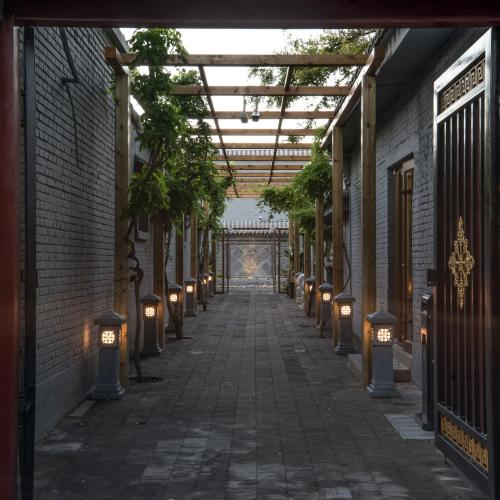 Beijing 161 Beihai Courtyard Hotel photo 80