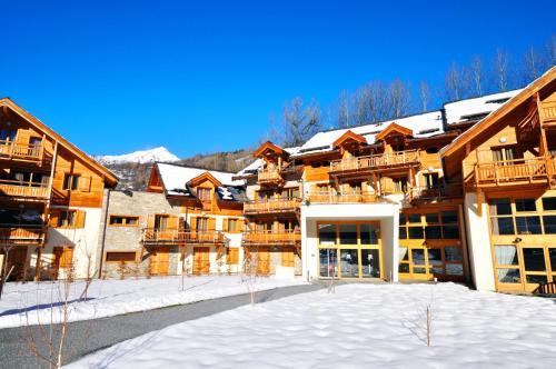 Фото отеля Residence Nemea L'Adret