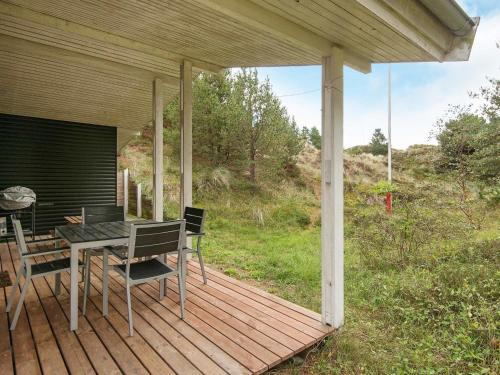 Three-Bedroom Holiday home in Rømø 12 in Rømø Kirkeby