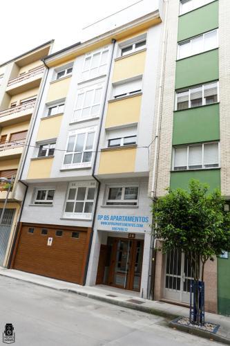 dp85 Apartamentos Hovedfoto