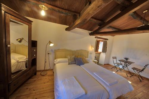 Deluxe Twin Room - single occupancy Casa Rural Piñeiro, de Vila Sen Vento 1