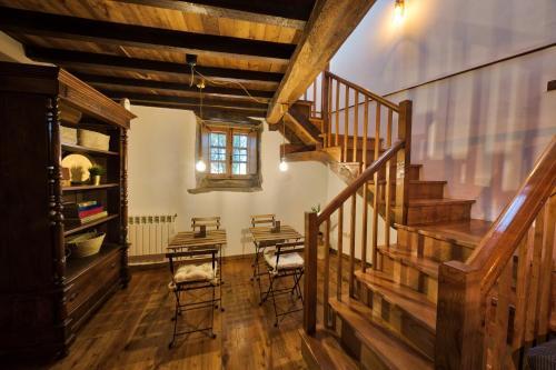 Habitación Doble Deluxe - 2 camas - Uso individual Casa Rural Piñeiro, de Vila Sen Vento 10
