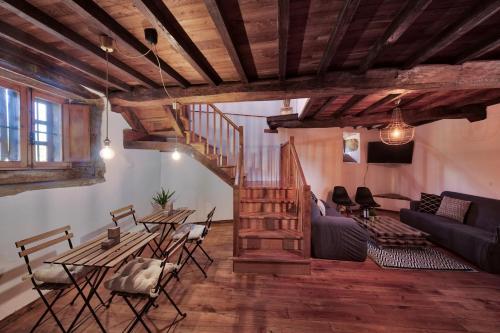 Habitación Doble Deluxe - 2 camas - Uso individual Casa Rural Piñeiro, de Vila Sen Vento 9