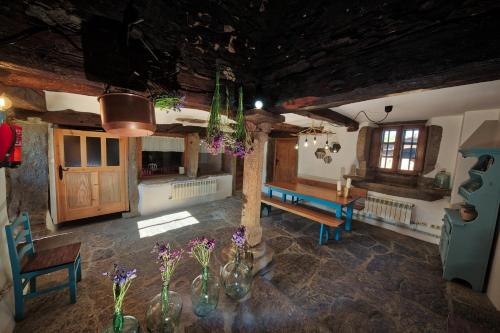 Habitación Doble Deluxe - 2 camas - Uso individual Casa Rural Piñeiro, de Vila Sen Vento 13