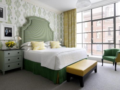 Crosby Street Hotel rom bilder