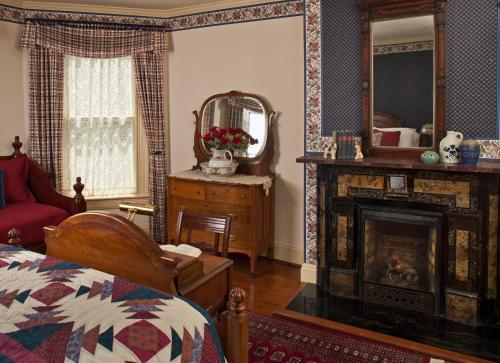 The Oaks Victorian Inn Bed Breakfast Christiansburg In Va